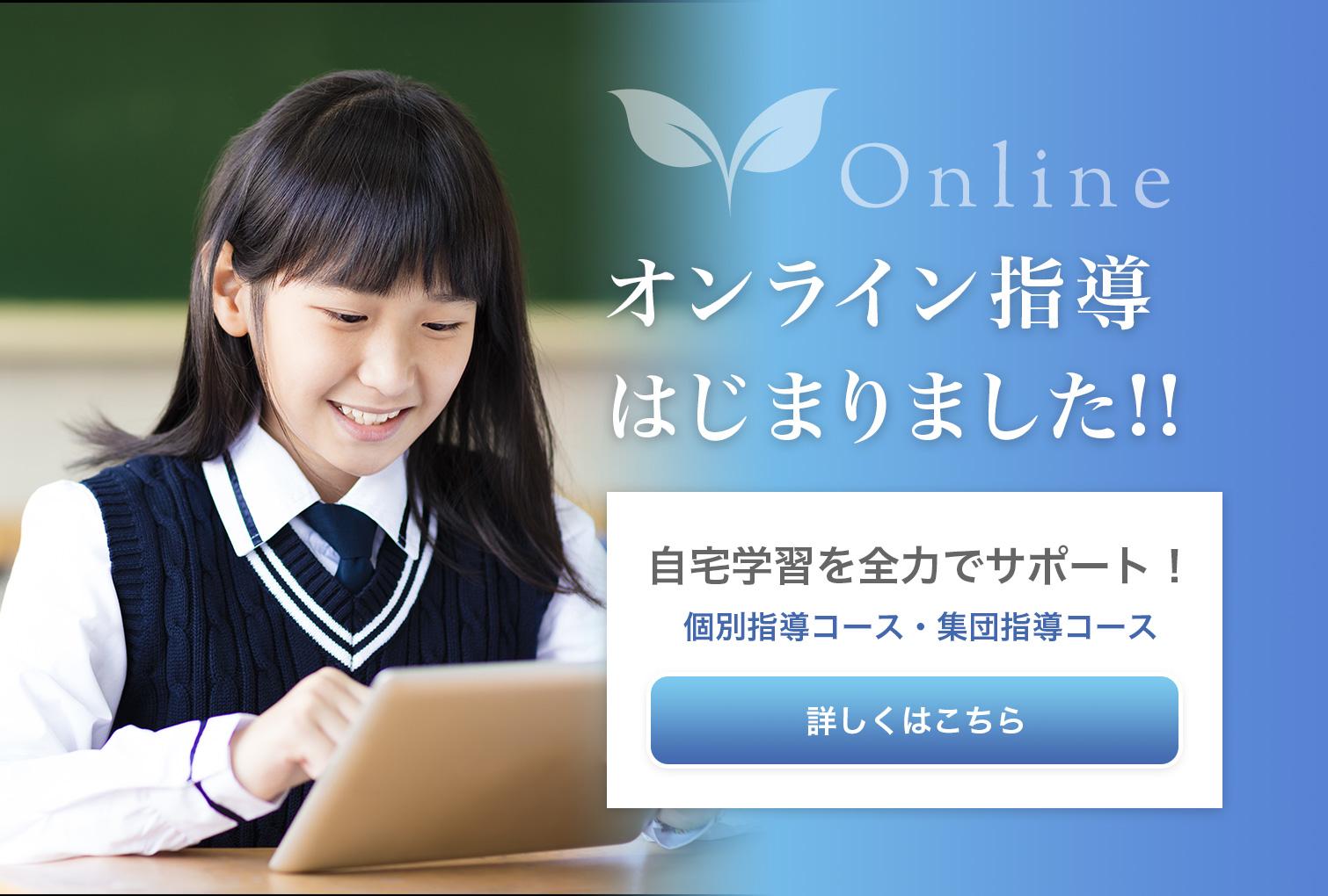 オンライン指導